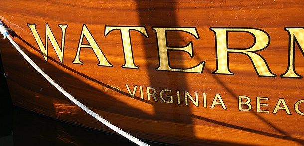 Waterman, Virginia Beach Faux Teak